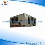 Testata di cilindro delle parti di motore per Hino P11c 11101-E0830 S11101-4302