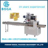 Machine à emballer façonnage/remplissage/soudure horizontale de la nourriture 2017 automatique
