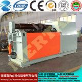 Venda imperdível! Máquina de laminação de chapa Mclw12CNC-16X2000 / Máquina de rolo de 4 placas de rolo com Ce Standard