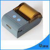 La mayoría mini Bluetooth impresora térmica portable de 58m m