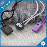 Hangt het wijd Gebruikte Kledende Plastic Koord Markering, de Tabletten van de Markering van de Verbinding