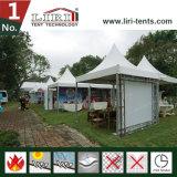 Алюминиевый шатер Pagoda Gazebo PVC 3mx3m рамки