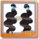 Новые человеческие волосы бразильянина типа