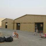 Estructuras prefabricadas para el asador casa