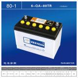 De verzegelde Mf van het Lood Zure Batterij van de Auto DIN88