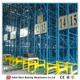 Défilement ligne par ligne de vente chaud en acier matériel de palette, crémaillère empilable lourde de palette en métal avec le bon prix