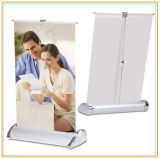 A3 Counter Top Banner Display Stand