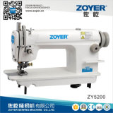 Zoyer punto annodato ad alta velocità industriale macchina da cucire con Cutter (ZY5200)