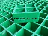 Incêndio - perfil Grating Zlrc do Pultrusion da fibra de vidro do retardador FRP GRP