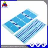 Película de protecção sensíveis ao calor etiqueta autocolante personalizado de papel impresso