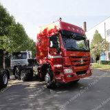 336HP Sinotruk HOWO 6X4のトラクターのトラック30トンの重いトレーラーのトラクター