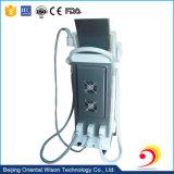 3 Apparatuur van de Laser Ndyag van handvatten E de Lichte (IPL& rf)