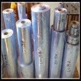 13microns-100microns PVC縮みやすいフィルムPVC収縮のフィルムロール