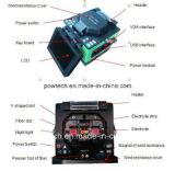 新しいブランドのファイバーの融合のスプライサ(中国の工場)