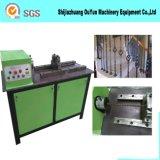 Flor del hierro labrado de la exportación de China que hace la máquina