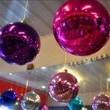 De opblaasbare Reclame van de Modeshow van de Bal van de Spiegel van de Decoratie van de Bal Opblaasbare