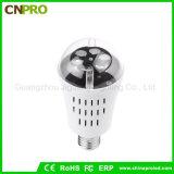 E27 4W LED Moving Snowflake Laser Projector Lâmpada de lâmpada para o Natal