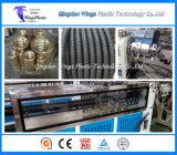 HDPE / ПВХ материалов спираль гофрированную трубу производственной линии экструзии машины