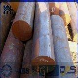 Barras redondas forjadas de acero al carbono / aleación, forjado a troquel abierto