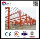 Stahlträger-Behälter-Haus-Stahlrahmen-Baumaterial (BYSS051405)