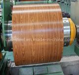 El color cubrió la bobina de acero/la bobina de acero galvanizada prepintada