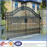 Nuovo cancello di alluminio dell'acciaio inossidabile del ghisa di disegno
