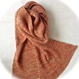 Пенька/органическим покрашенный хлопком шарф (HRS-5545)