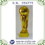 Artículo único Premio Trofeo de resina de fútbol