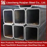utilisation rectangulaire de pipe en acier de 200X50X8mm pour la fabrication de machine