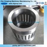 Pièces en aluminium pour le bâti d'usinage de précision