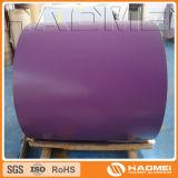 上塗を施してあるアルミニウム合成のパネルを着色しなさい (PE)