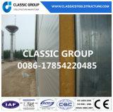 Almacén clásico del marco de acero del diseño del grupo/estructura de acero