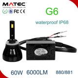 96W 9600lm Car Auto LED Head Lighting 880 881 9005/6 H1 H3