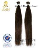 Hot 도매 Sale 7A Grade I TIP Keratin Pre Bonded Stick Extension 100 Human Hair