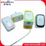 이동 전화 부속품 EU는 2 USB 마이크로 여행 빠른 충전기를 폐쇄한다