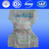 La couche-culotte respirable de soin de bébé donne des instructions la couche-culotte adulte avec le tissu de roulis