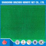 Зеленое плетение для предохранения от безопасности, полиэтилен высокой плотности безопасности лесов конструкции