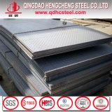 Placa de aço Checkered galvanizada de A36 St37-2 S235jr assoalho antiderrapante