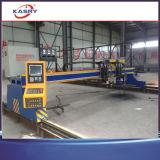 Tagliatrice d'acciaio del plasma di CNC
