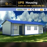 Unidad modular prefabricada respetuosa del medio ambiente de la casa con bien acabado