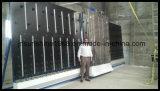 Baixa-e lavagem vertical do vidro e máquina de secagem