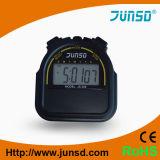 Contador de tiempo grande del cronómetro de la exhibición del LCD (JS-308)