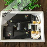 Hotel 4-5 Estrelas Disposablesoft Paper Cube Picture Packaging Hotel Supplies