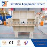 Dazhang imprensa de filtro automática da câmara de 1250 séries para o tratamento de Wastewater de tingidura