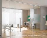 Frameless porte coulissante en verre (Hot Design)