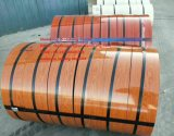 Bobina d'acciaio pre verniciata laminata a freddo del galvalume di colore e lotta contro l'erosione 0.15mm dello strato di PPGL