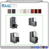 Profil de matériau en alliage aluminium Aluminium Profil plinthe et matériaux de construction pour la fenêtre et de la porte et mur-rideau