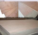 matériau 16mm commercial de meubles de contre-plaqué de 12mm (faisceau de peuplier)