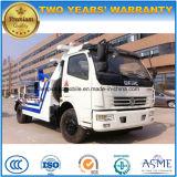 Camion di rimorchio del naufragio di Dongfeng LHD Rhd 6t da vendere