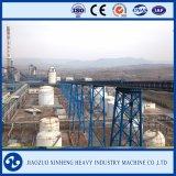 Bandförderer in der Metallurgie-Industrie